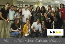 Impartimos un Workshop de Calzado en la Universidad Anáhuac, México Norte.